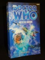 Doctor Who PDA: Last of the Gaderene - Paperback